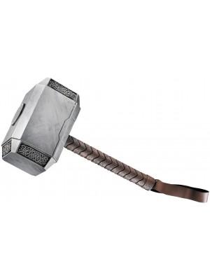 Marvel's Avengers Thor Hammer,Brown/Silver
