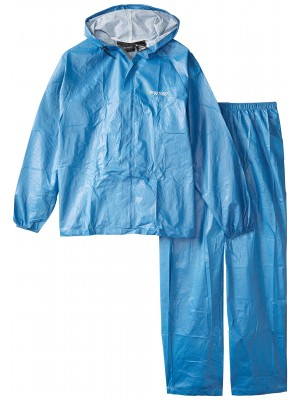 Frogg Toggs Ultra-lite2 Rain Suit W/stuff Sack - X-large, Blue