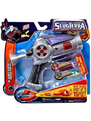 SLUGTERRA Entry Blaster and Slug Ammo-Dr. Blakk's Blaster