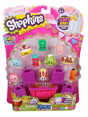 Shopkins Season 2 (12 Pack) (Styles Will Vary)