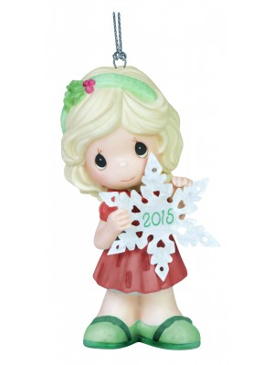 Precious Moments You Make The Season One of a Kind Dated Ornament