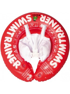 """Fred's Swim Academy SwimTrainer """"Classic"""" - Red (3 months - 4 years)"""