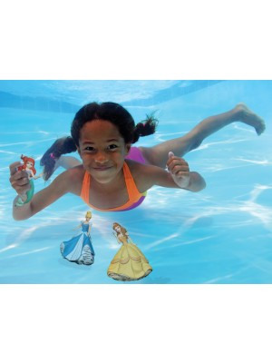 SwimWays 25064 Princess Dive Sticks - Set of 3