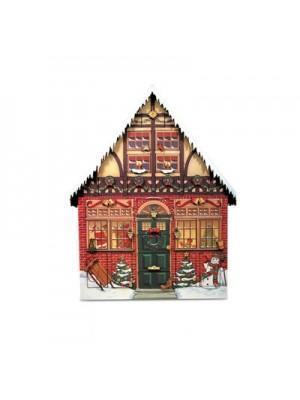 Byers Choice Christmas House Advent Calendar