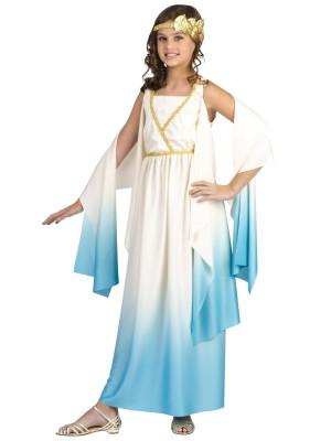 Big Girls' Greek Goddess Costume Medium (8-10)
