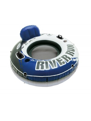 INTEX River Run I Inflatable Water Floating Tubes - 4 Pack