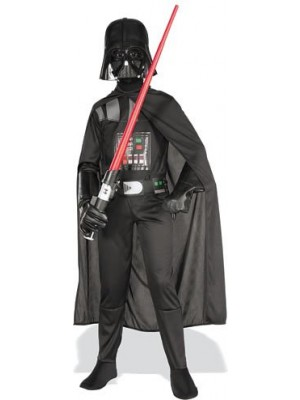 Deluxe Darth Vader Costume - Medium