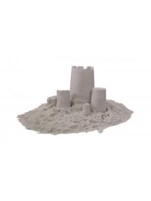 Sandtastik 25.-LB-BOX-REG Play Sand, White