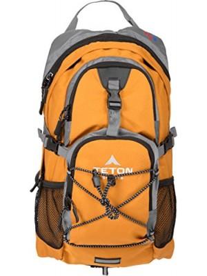 TETON Sports Oasis 1100 Hydration Backpack, Orange